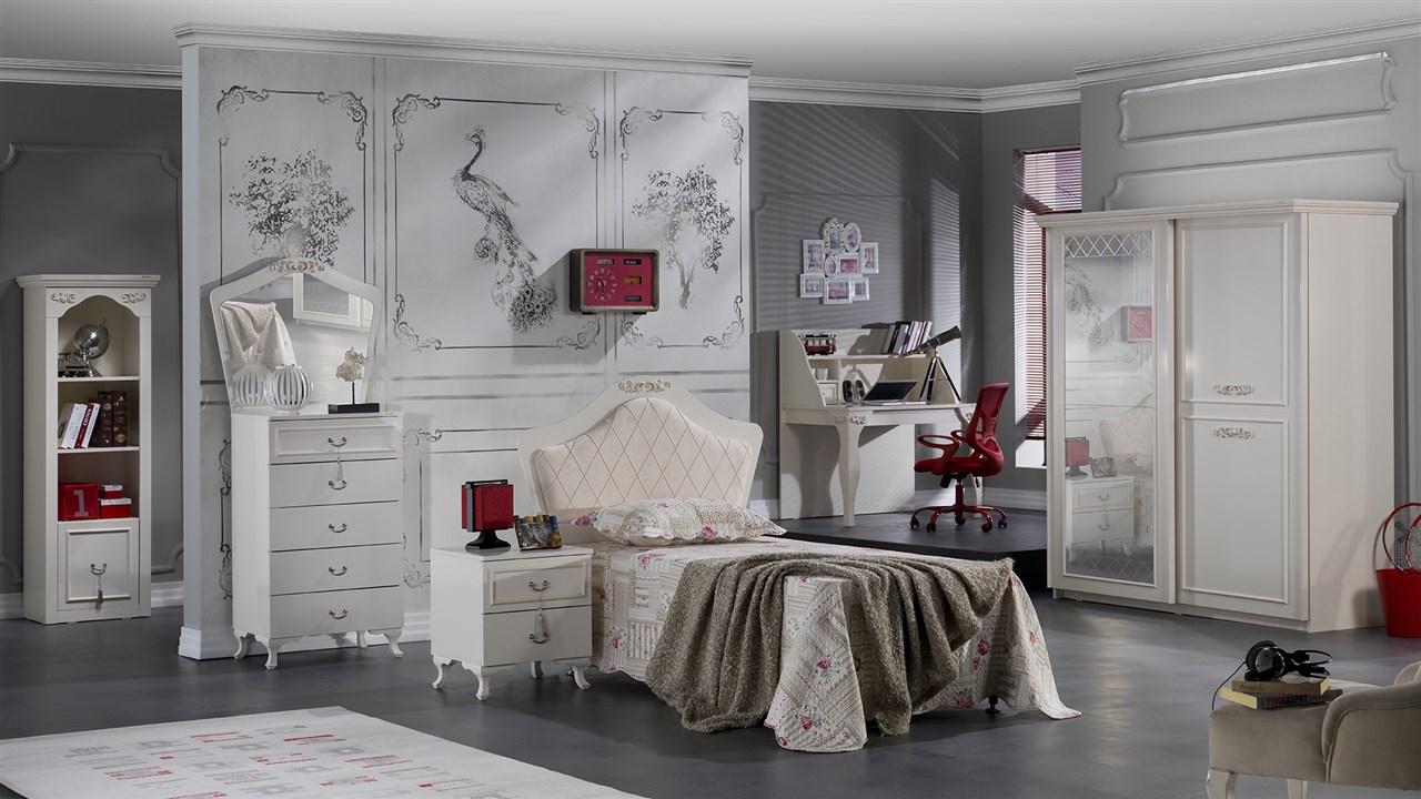 Genç ve Bebek Odaları